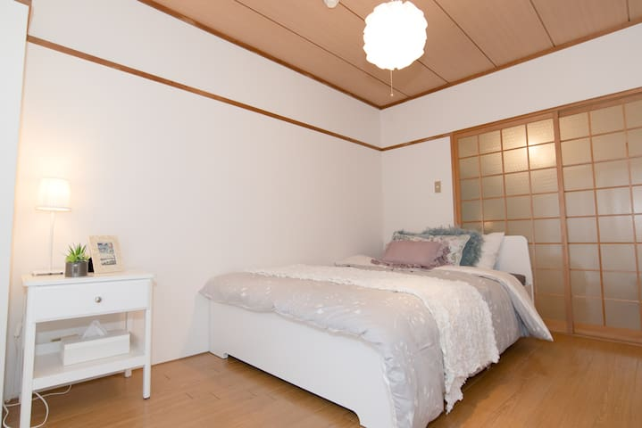 Natural apt for 2, good place! - Kyōto-shi