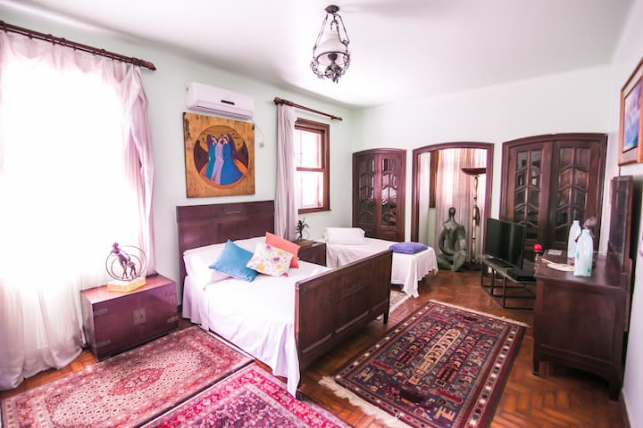Vila Isabel-beauty, confort and breakfast included