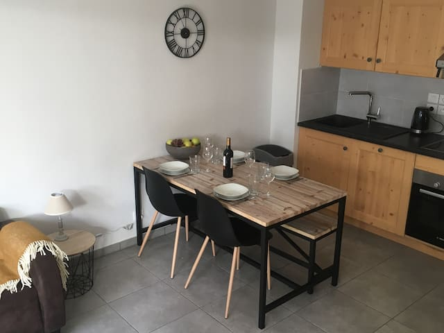 Apartment Marmot, Samoens
