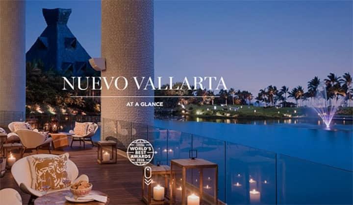 Vidanta Nuevo Vallarta Grand Mayan 2bdroom+$20 off