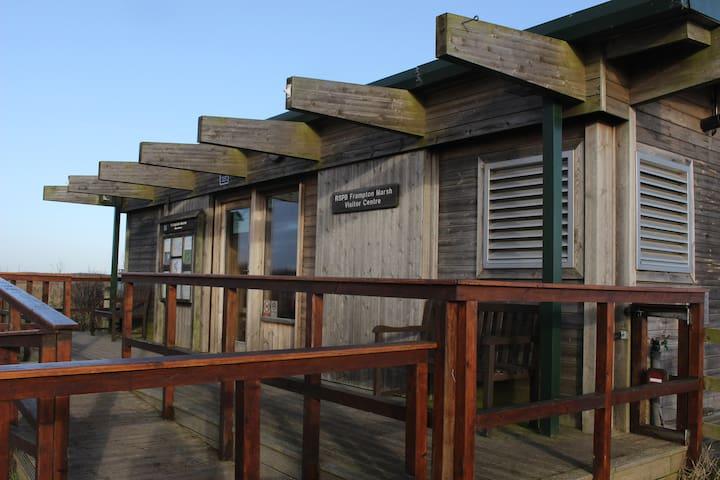 RSPB Frampton Marsh Nature Reserve