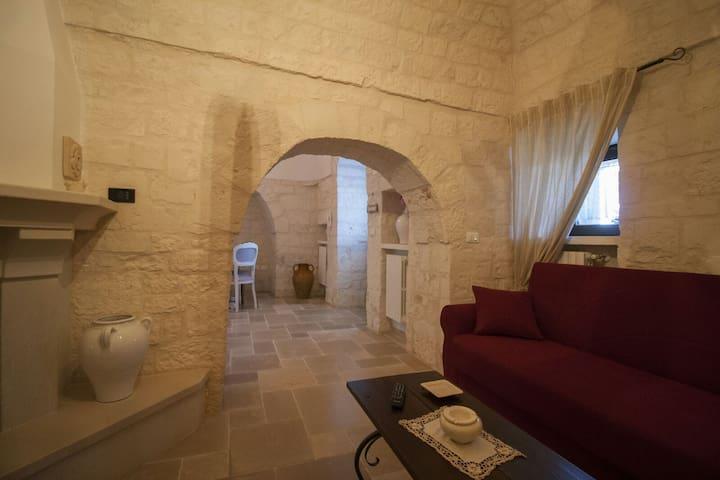 Casa Vacanza Trullo Demetra - ซิสเทิร์นิโน