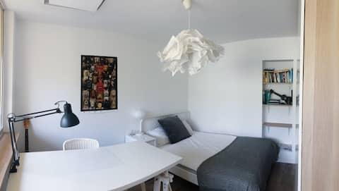 Przytulne mieszkanie na Grzybowskiej