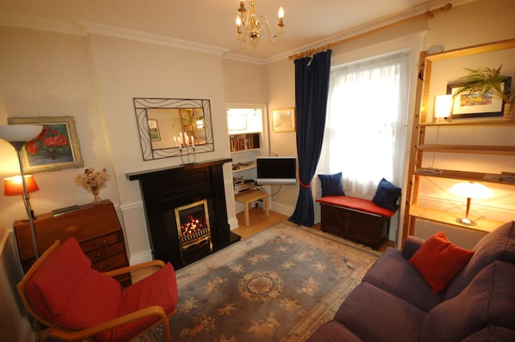 Rose Street - A Charming Little Apartment