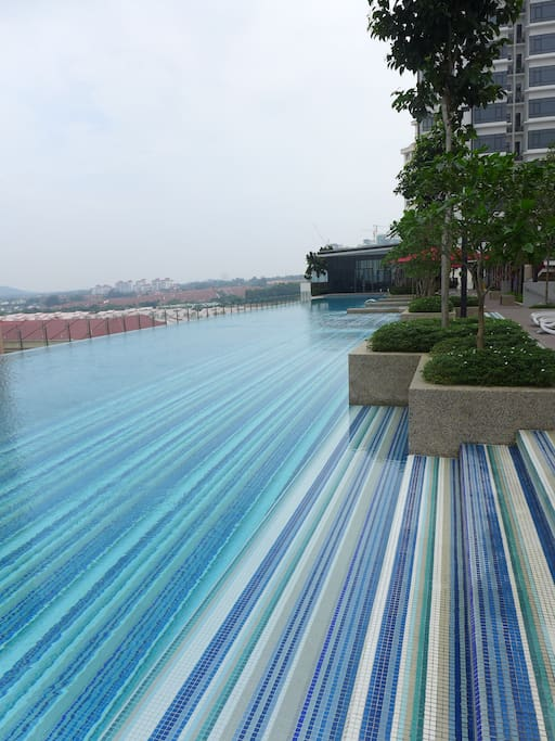 50M Lap pool