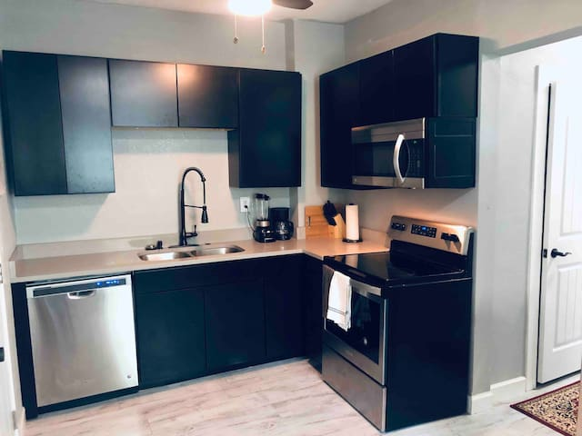 Apt101 - Private Apartment Downtown