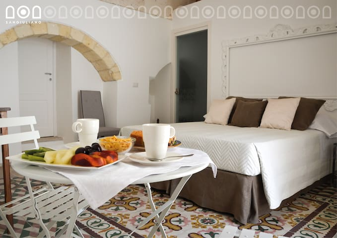 Sangiuliano Bed and Breakfast Civico 9