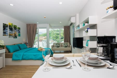 Magnificent Well Equipped Studio @Kata beach -900m