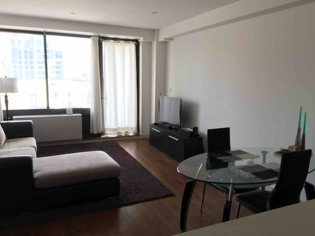 Nicely Furnished 1.5BR in LIC For Long Term Stay