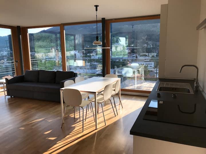 Brixen, Südtirol, Loft
