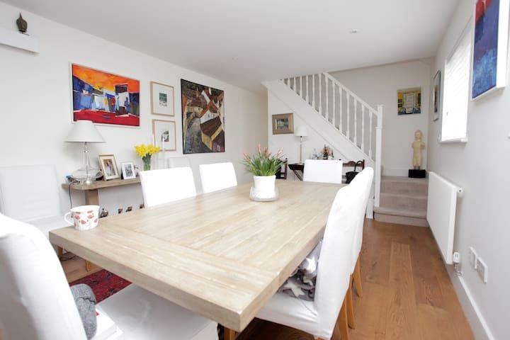 Luxury Family Home Near Beach & City Centre. - Sandymount - House