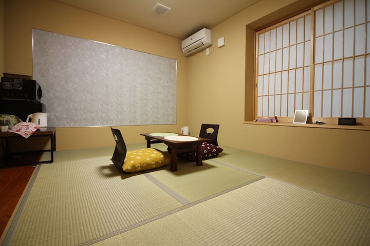 (1F)友鶴旅館 鴬の間 Tomozuru Nightingale room