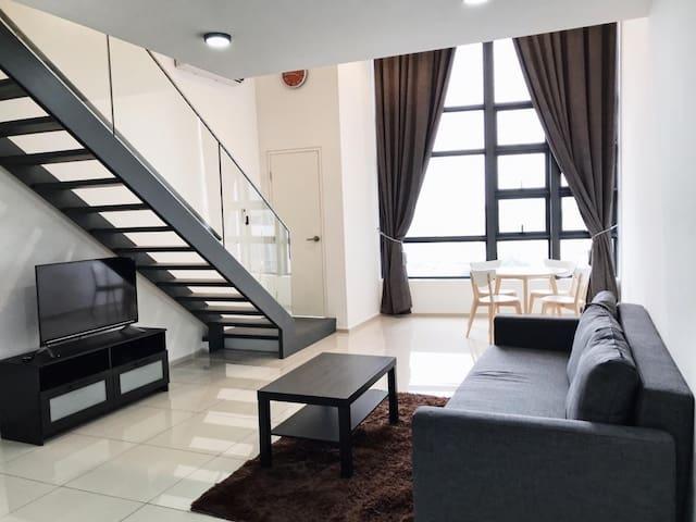 EkoCheras Residences Near Leisure & Cheras Mall