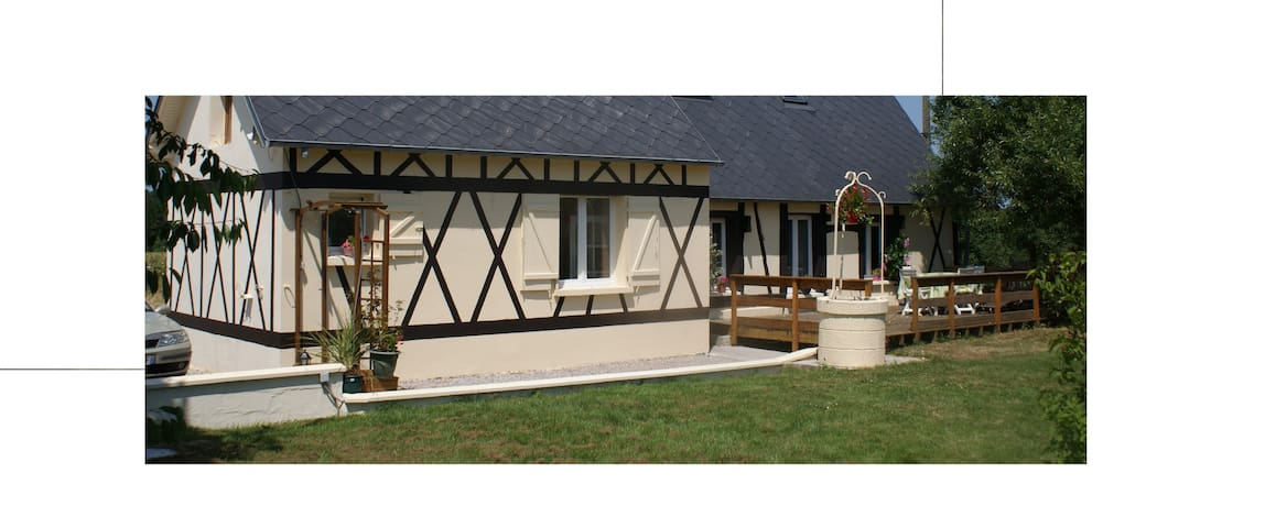 "Gîte ""Lovely Normandy"""