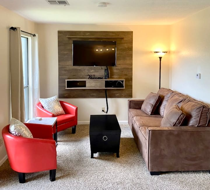 Beautiful 1Bd with Golf/Water view, Pointe Royale