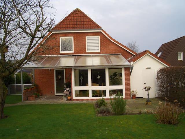 Gemütliches Apartment Linke 2 - Cuxhaven - Byt