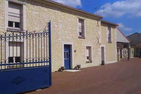 Les Loges de Vignes - Domaine du Vieux Pressoir