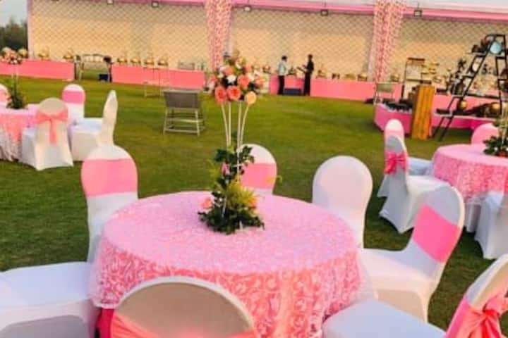 A Beautiful Destination for Wedding Function