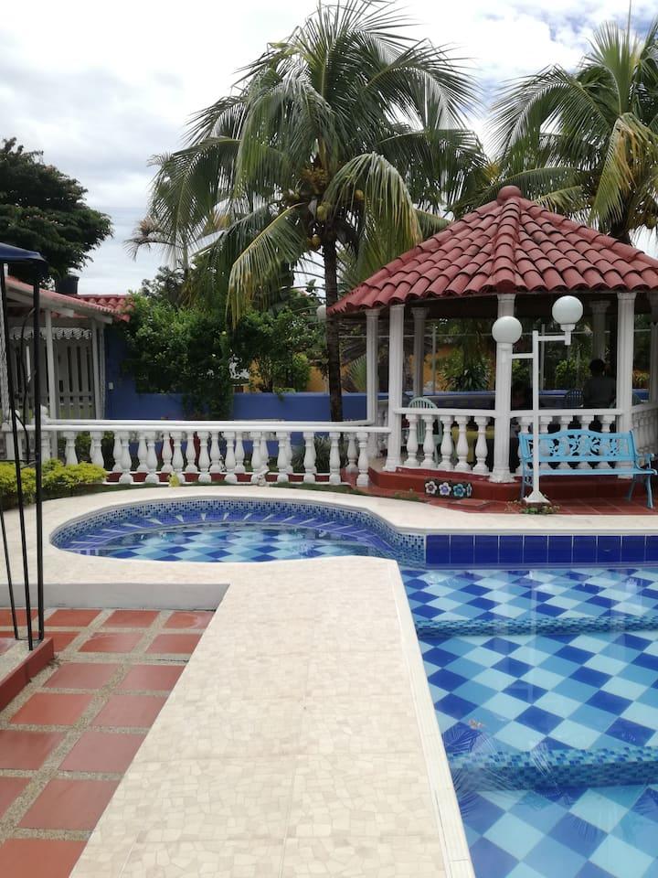 Hermosa Quinta Campestre. Mariquita/Tolima
