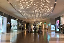 First class Shopping at Shangrila Mall