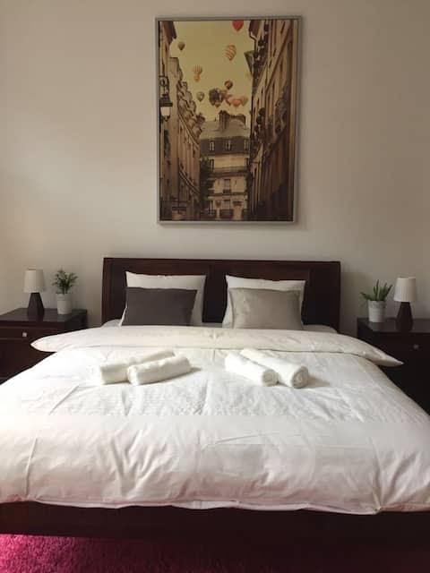 Piękny apartament w centrum Gliwic [Disinfected]