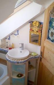 Maisonette -Wohnung unterm Dach - Badenweiler - Muu