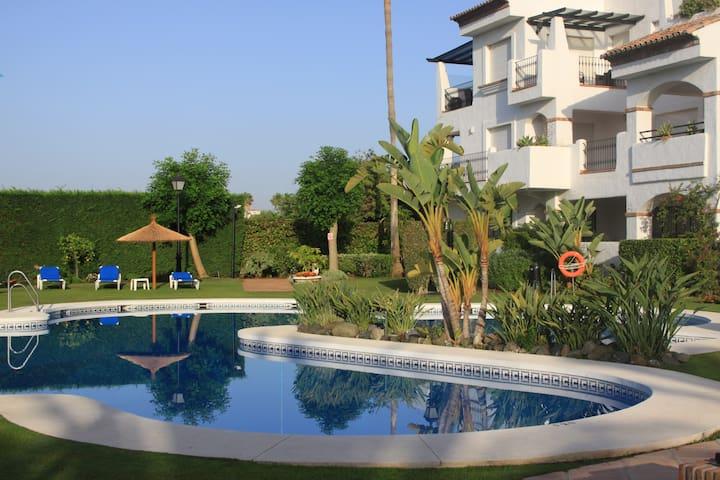 Luxury Apartment - Marbella