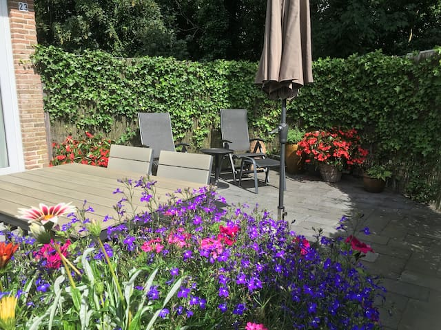 Comfortable, nice sunny apartment, central located - Bergen - Daire