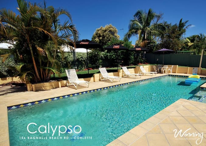 Calypso - Corlette - Talo
