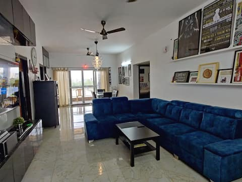 2 Bedrooms with attached Washrooms - Rental