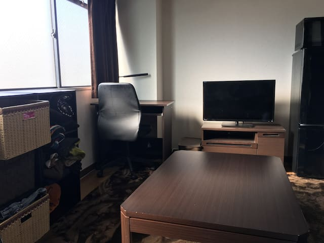 Near Doshisha University And Station, Relaxed Room