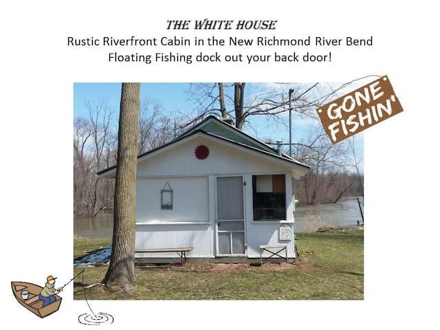 Rustic Riverfront Retreat