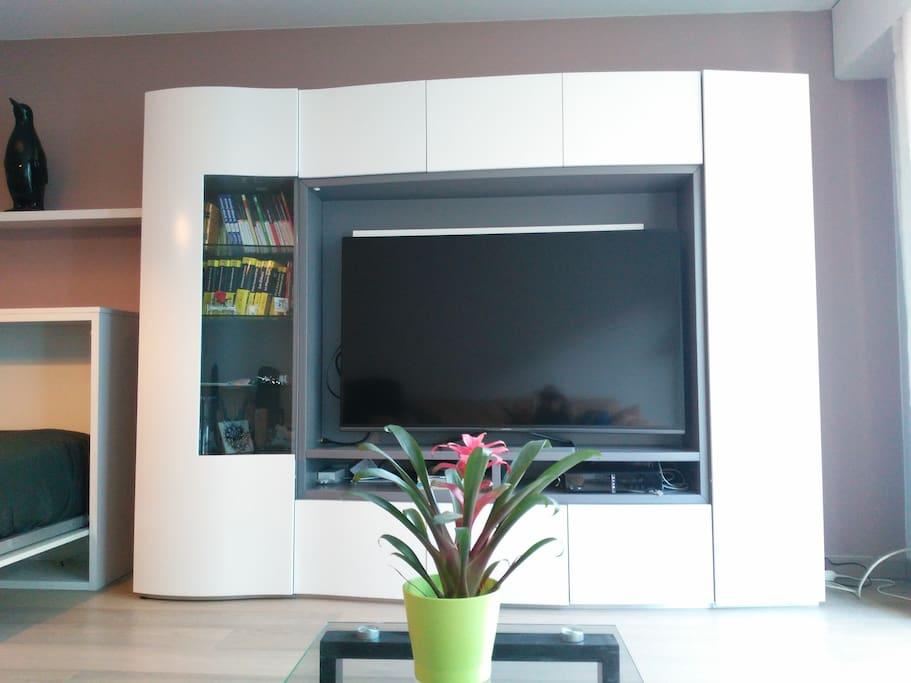 Télévision HD