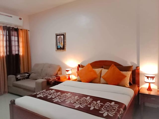 King Bed@Redforest Guesthouse CoronTown