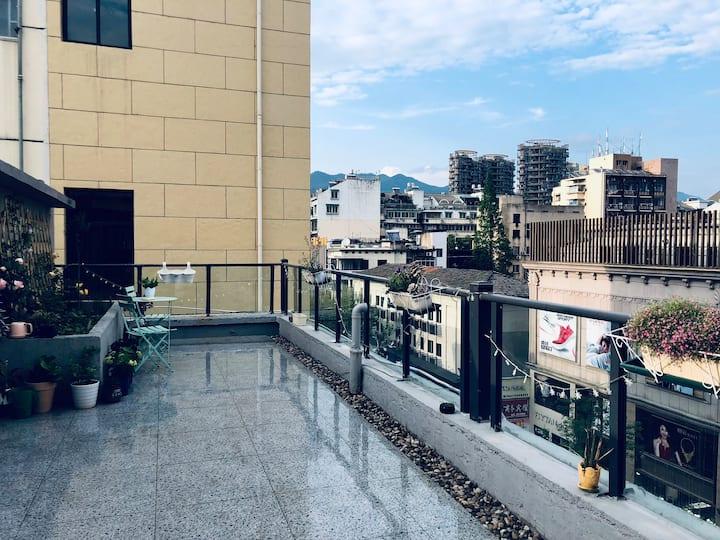 千槿居——繁华闹市的秘密花园