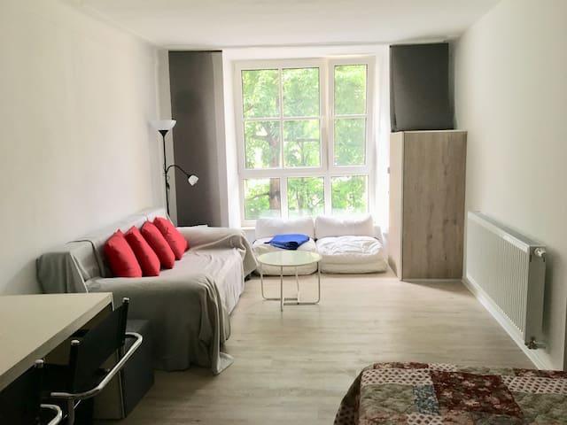 Garten-Apartment in Altstadt Passau