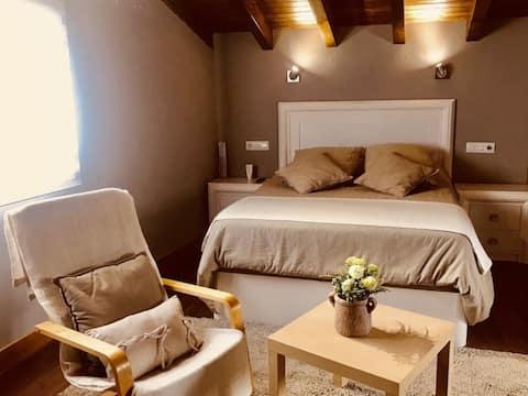 Casa en aldea asturiana