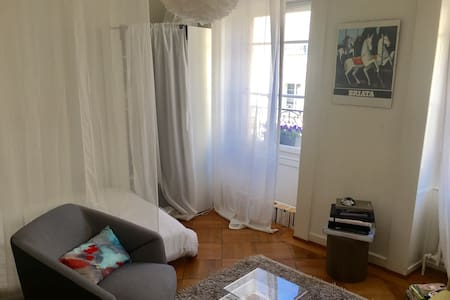Nice and cosy appartment ideally located in Geneva - Genève - Lejlighed