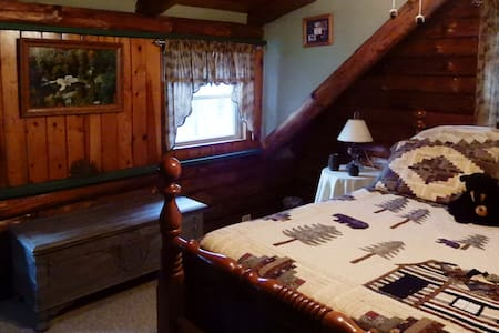 Log Cabin Country Living - Medina