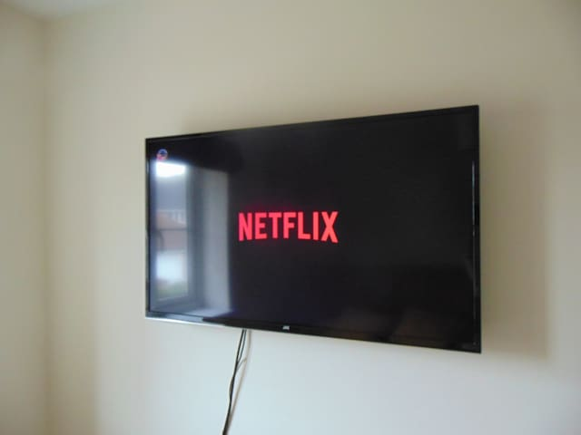 Netflix with many shows, movies and documentaries to watch or feel free to watch general TV - BBC, ITV, Channel 4 etc