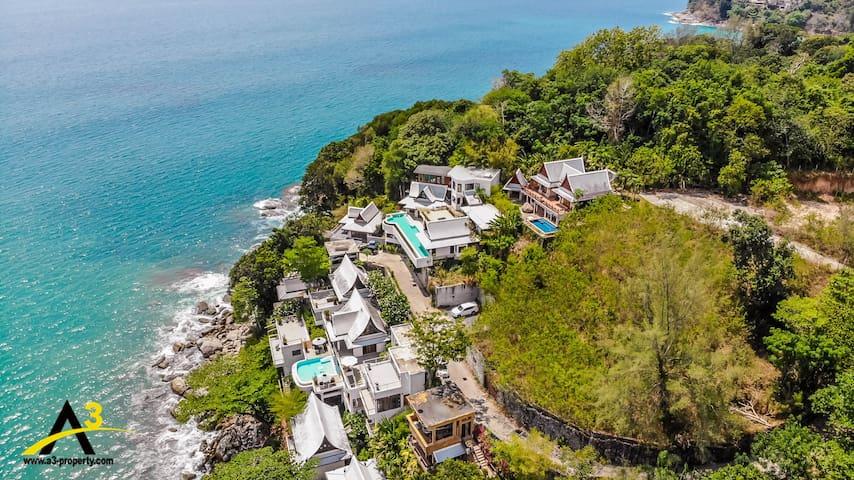 Villa Intriga Lusty Ocean Views