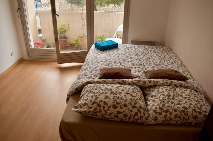 Cosy Two Room close to the center and universities - Montpellier - Apartament