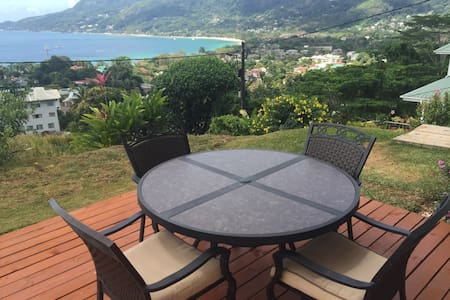 Beautiful Spacious Studio on Mahe - Beau Vallon - Lakás
