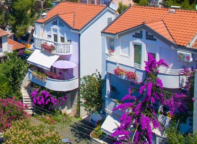 A2 Mimosa, 60 m from beach - Vodice - Apartment