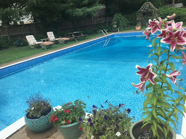 Virginia Country Home - Close to DC! - Haymarket - Huis