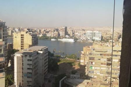 نرحب بالاستضافة لفترات طويلة بالقاهرة