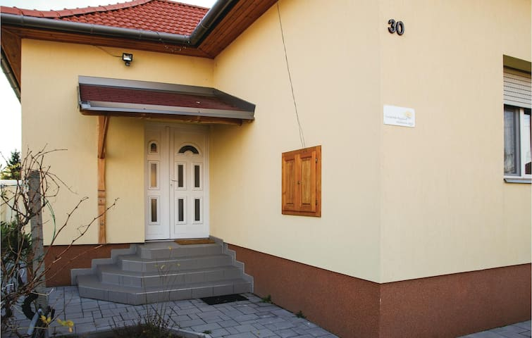 Holiday apartment with 1 bedroom on 34m² in Mórahalom