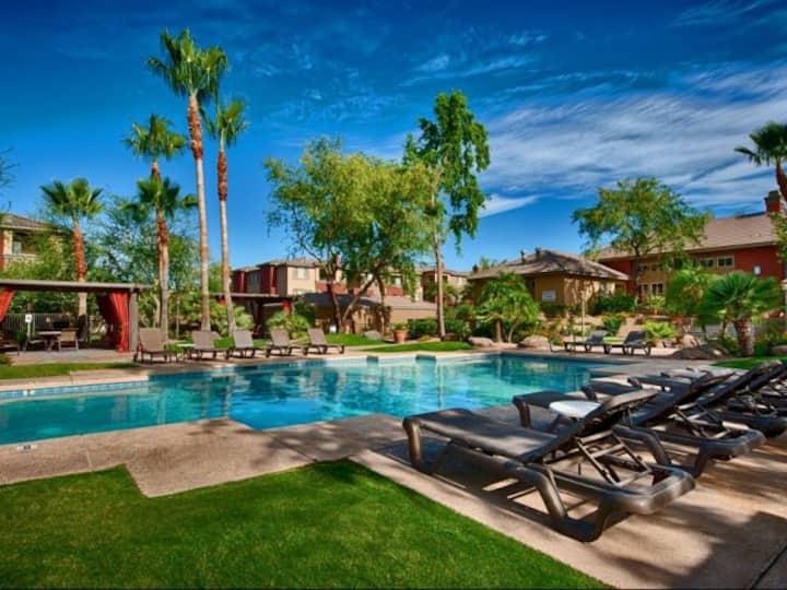Las Vegas style living in the heart of Phoenix.