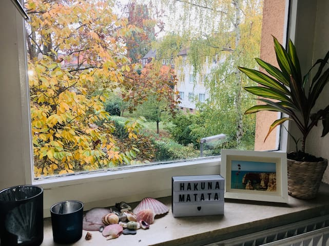 Shared room for a mid-term rent (Jan & Febr. '19)