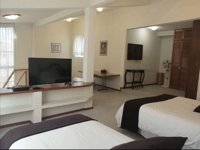Suites Petit Polanco, Apartamento atico